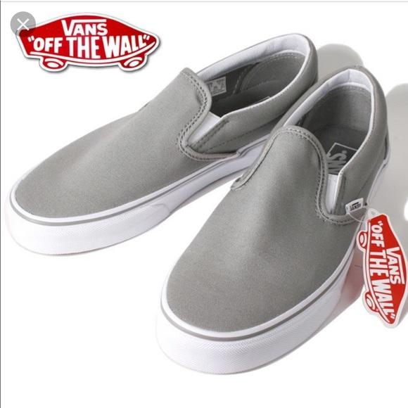 Slip On Wild Dove True White Vans